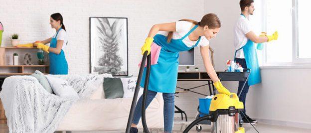 บริการทำความสะอาดบ้านเพื่อชีวิตที่ดีขึ้น